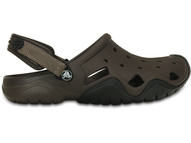 25d60c1bbfa7 Crocs Swiftwater Sandals Men brown at Addnature.co.uk